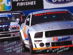 Pro Autosports Road Racing Champion