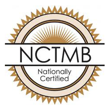 NCTMB Nationally Certified