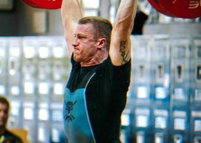 Doug Carter - East Valley Crossfit Coach & Competitor