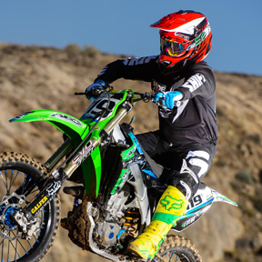 Fox Racing Motorcross Athlete treated at InMotion Health & Wellness!